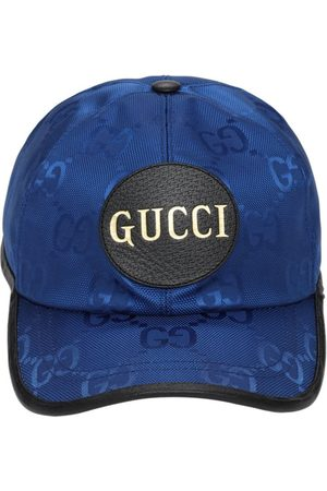 "GUCCI Baseballkappe Aus Nylon "" Off The Grid"""