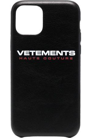 Vetements IPhone 11 Pro-Hülle mit Logo