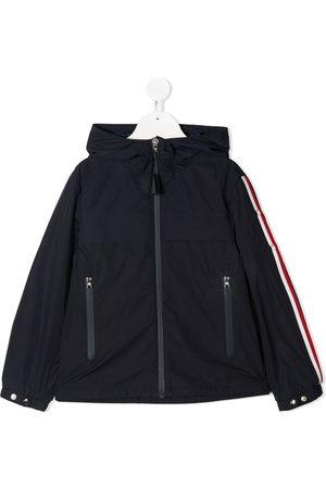Moncler Jacke mit Besatzstreifen