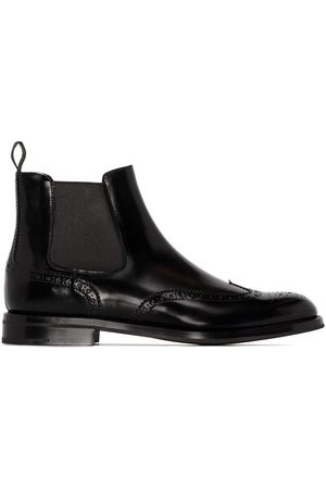 Church's Chelsea-Boots mit runder Kappe