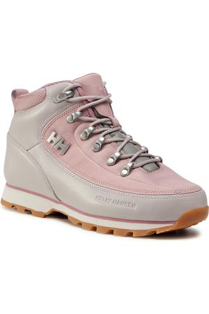Helly Hansen W The Forester 105-16.193 Silver Cloud/Bridal Rose/White Sand