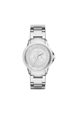 Armani Exchange Damen Uhren - Lady Banks AX4320 Silver/Silver