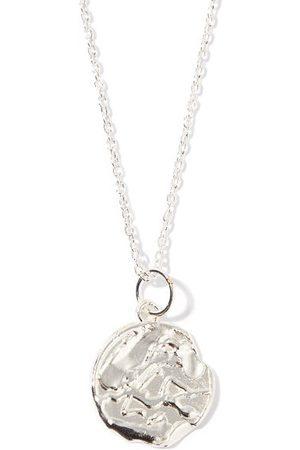 Alighieri Virgo Sterling-silver Necklace