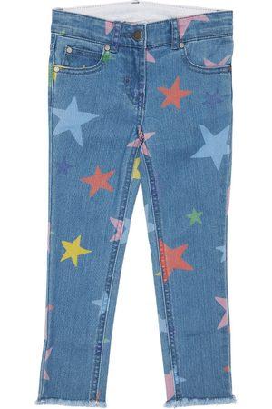 Stella McCartney Jeans Aus Stretch-bio-baumwolle