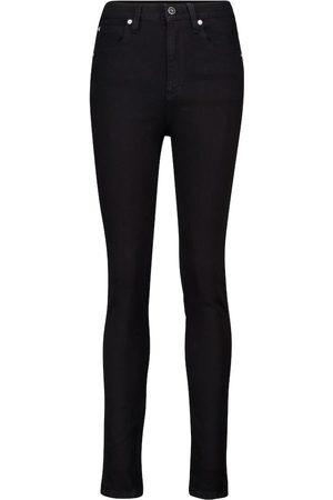 Victoria Victoria Beckham High-Rise Slim Fit Jeans LA
