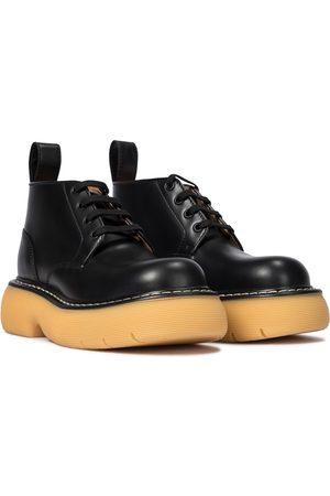 Bottega Veneta Ankle Boots The Bounce aus Leder