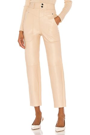 Song of Style Seana Leather Pant in . Size M.