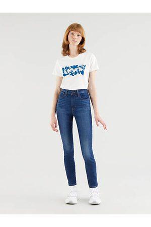 Levi's Damen High Waist Jeans - 721™ High Rise Skinny Jeans - Neutral / Neutral