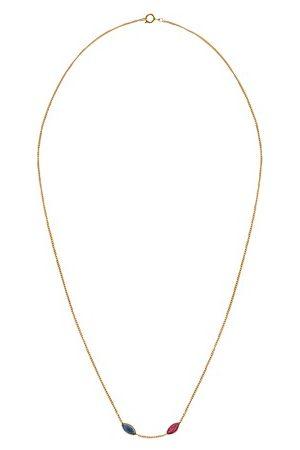 Atelier Vm Damen Halsketten - Halskette Navy