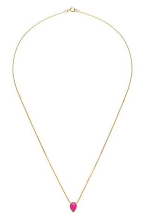 Atelier Vm Damen Halsketten - Halskette Ibiza opal