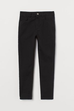 H&M Relaxed High Ankle Jeans