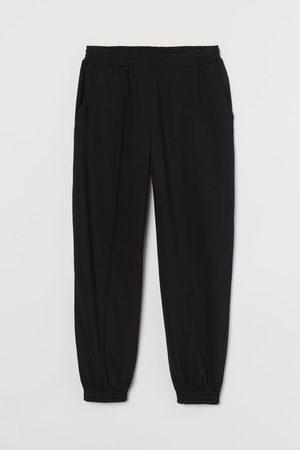 H&M Damen Jogginghosen - Jogginghose mit hoher Taille