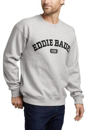 Eddie Bauer Signature Sweatshirt mit Logo Herren Gr. S