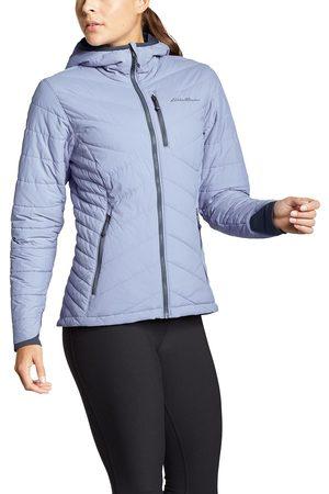 Eddie Bauer Ignitelite Stretch Reversible Jacke mit Kapuze Damen Gr. XS