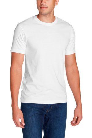 Eddie Bauer Legend Wash Pro Shirt - Kurzarm - Slim Fit Herren Weiß Gr. S