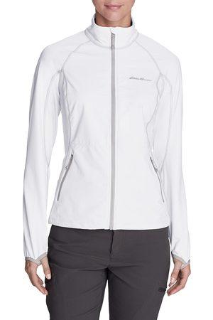 Eddie Bauer Sandstone 2.0 Softshell Jacke Damen Weiß Gr. S