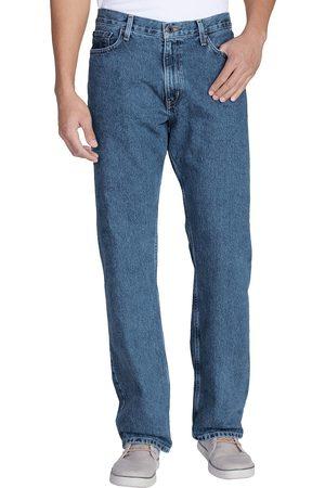 Eddie Bauer Essential Jeans - Relaxed Fit Herren Gr. 30 Länge 30