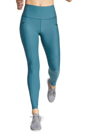 Eddie Bauer Trail Tight Leggings - High Rise Damen Gr. XS