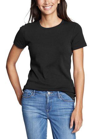 Eddie Bauer Favorite Shirt - Kurzarm mit Rundhalsausschnitt Damen Gr. XS