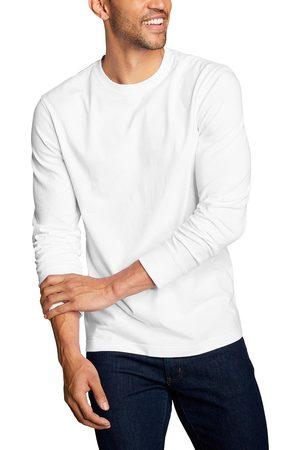 Eddie Bauer Legend Wash Pro Shirt - Langarm Herren Weiß Gr. S