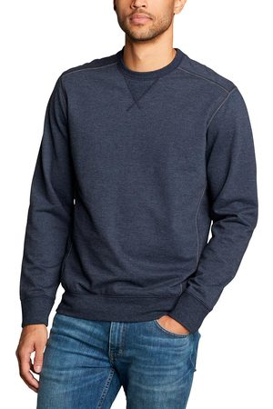 Eddie Bauer Camp Fleece Sweatshirt Herren Gr. S