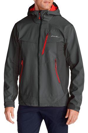 Eddie Bauer Sandstone Shield Jacke mit Kapuze Herren Gr. S