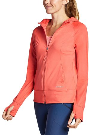 Eddie Bauer RESOLUTION PLUS JACKE MIT KAPUZE Damen Gr. XS