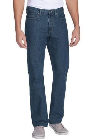 Eddie Bauer Essential Jeans - Straight Fit Herren Gr. 40 Länge 34