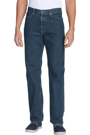 Eddie Bauer Essential Jeans - Relaxed Fit Herren Gr. 31 Länge 32