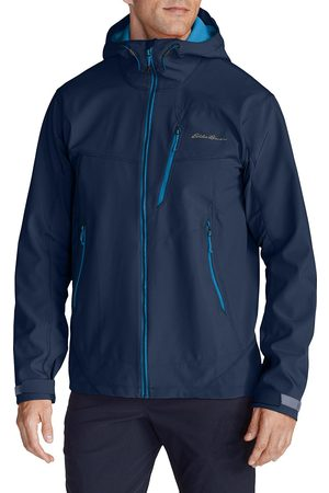 Eddie Bauer Sandstone Shield Jacke mit Kapuze Herren Gr. M