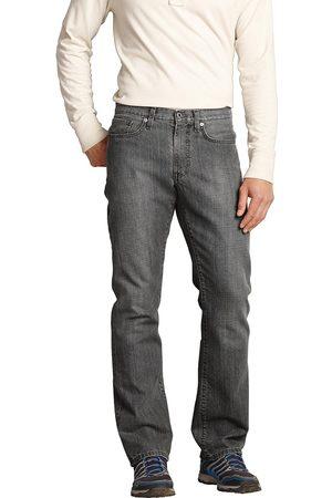 Eddie Bauer Authentic Jeans - Straight Fit Herren Gr. 30 Länge 32