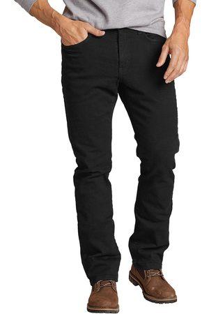 Eddie Bauer Flex Jeans mit Flanellfutter - Straight Fit Herren Gr. 32 Länge 32