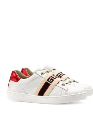 Gucci Jungen Sneakers - Ace' Sneakers mit Web