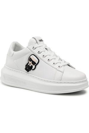 Karl Lagerfeld KL62530 White Lthr/Mono