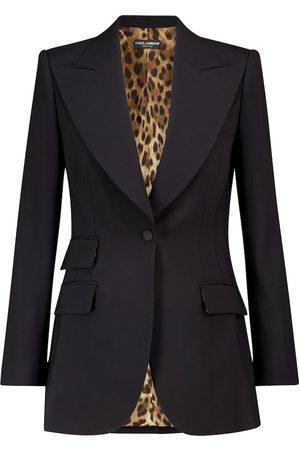 Dolce & Gabbana Damen Blazer & Sakkos - Blazer aus Wolle