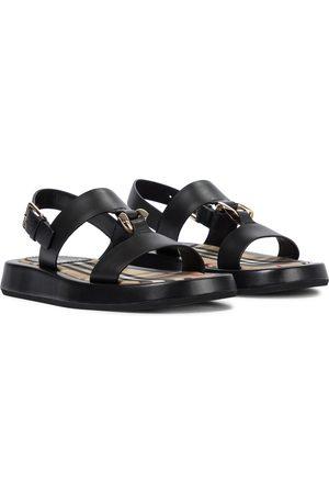 Burberry Damen Sandalen - Sandalen aus Leder