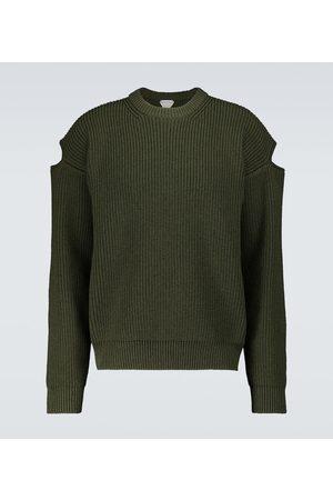Bottega Veneta Strickpullover - Pullover aus einem Wollgemisch