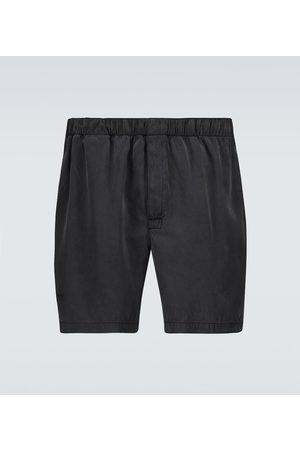 Bottega Veneta Shorts - Shorts aus Seidentwill