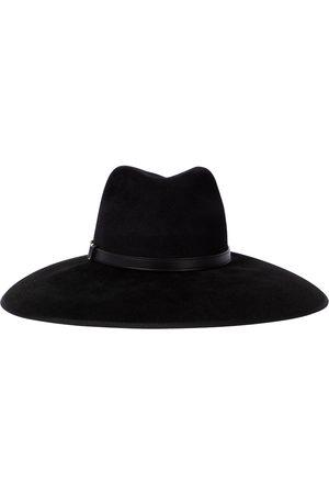 Gucci Damen Hüte - Hut Horsebit aus Filz