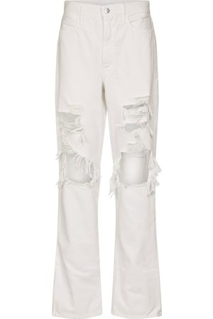 Frame High-Rise Jeans Le Hollywood