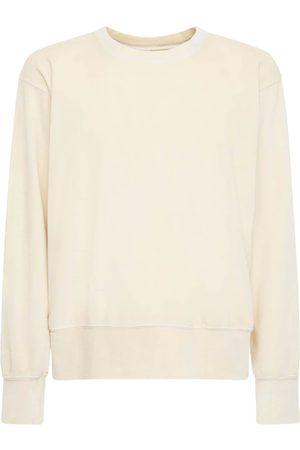 Les Tien Kurzes Sweatshirt Aus Baumwolle