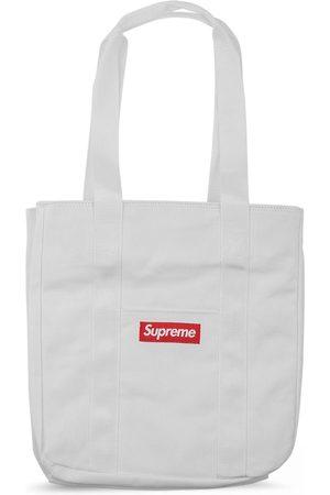 Supreme Canvas-Shopper mit Logo
