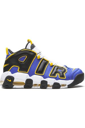 Nike Air More Uptempo Peace, Love and Basketball Sneakers