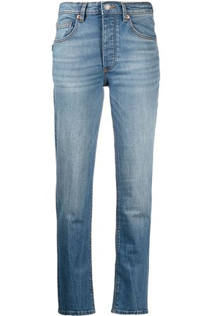 Zadig & Voltaire Damen Tapered - Tapered-Jeans