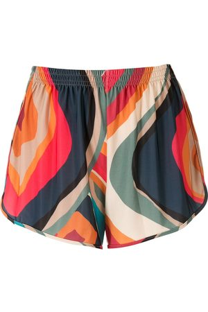 Lygia & Nanny Lee' Shorts mit Print