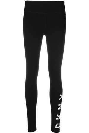 DKNY Damen Lange Hosen - Klassische Jogginghose