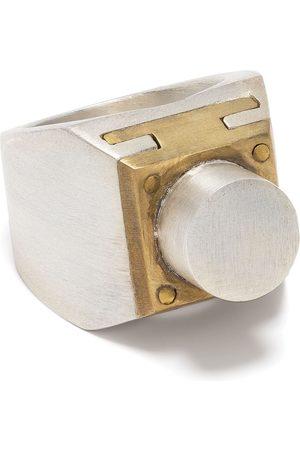 Parts of Four Sistema V3 Ring