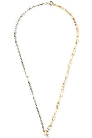 Yvonne Léon Diamond & 18kt Necklace