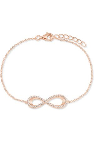 Amor Armband, Rosefarben, 19 cm