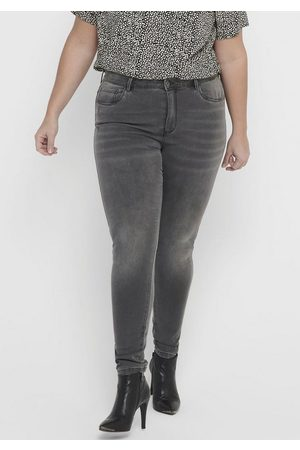 Carmakoma Slim-fit-Jeans »Augusta« High Waist